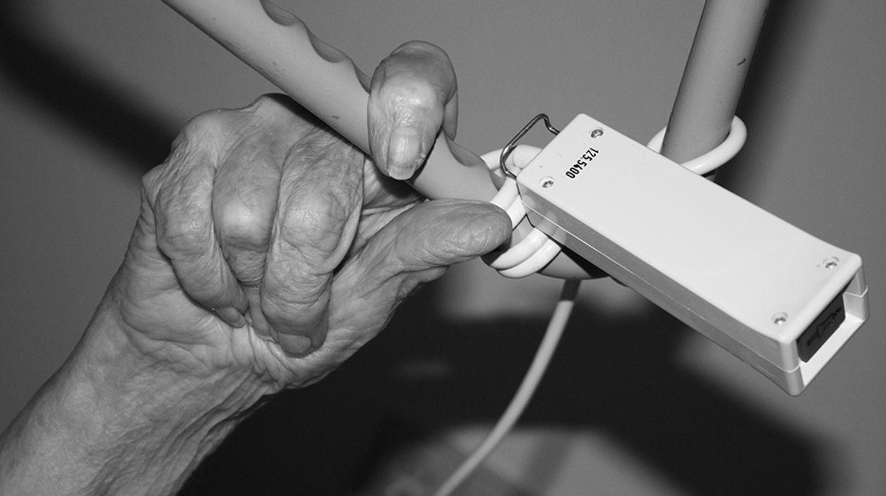 Afbeelding van 'Vertrouwen in zorg iets afgenomen bij patiënten'