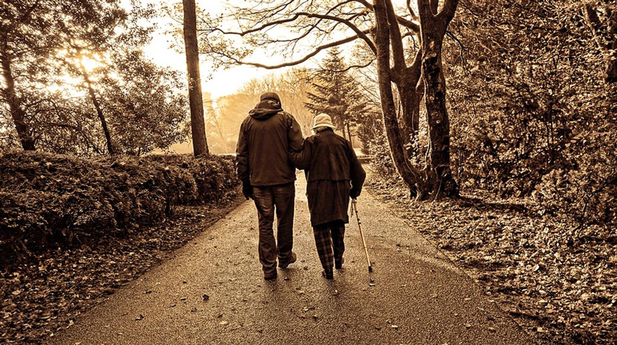 Afbeelding van Ouderen van nu minder eenzaam