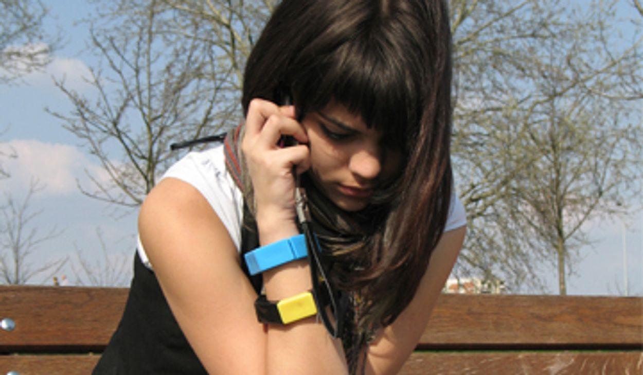Afbeelding van 'Kinderen vinden mobieltje onmisbaar'