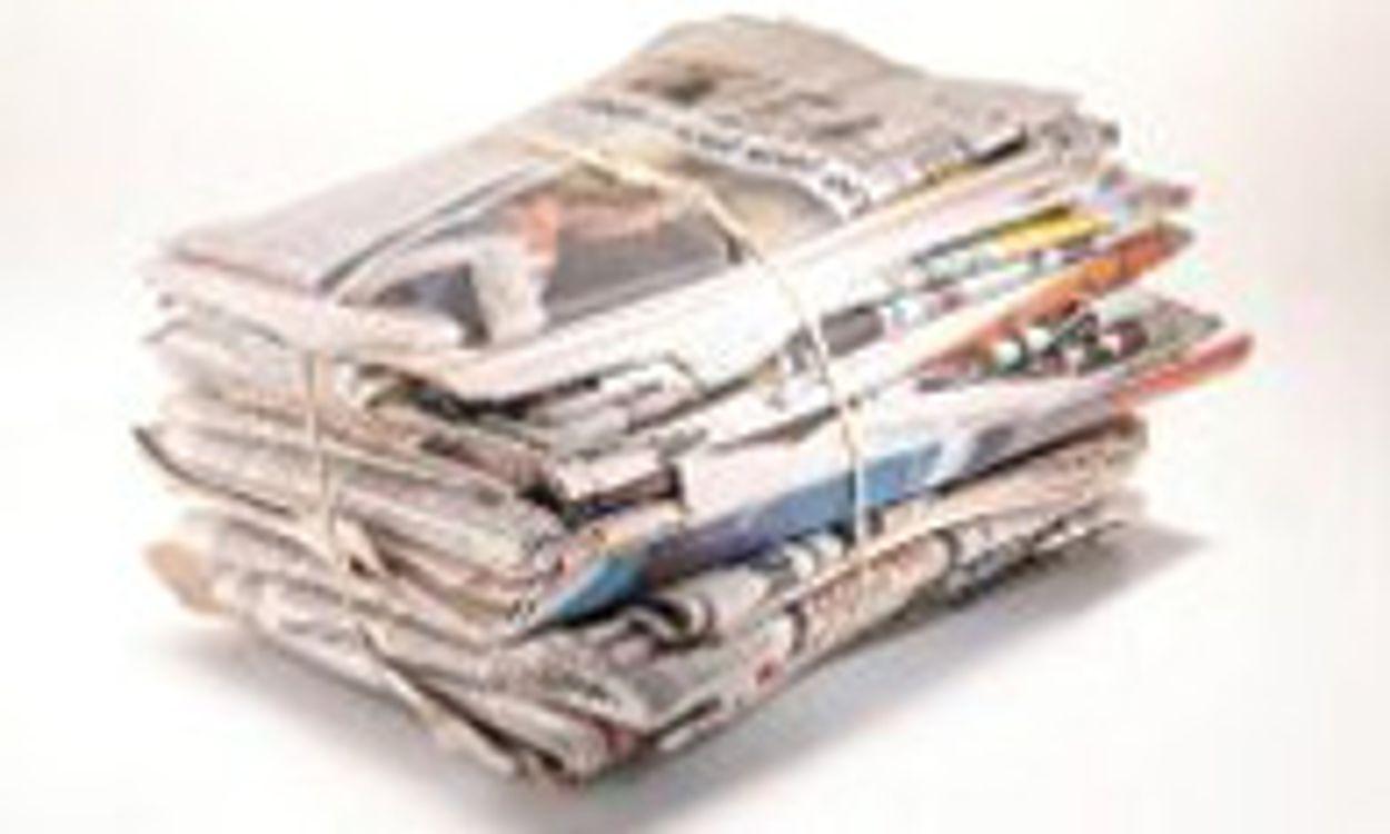 Afbeelding van Oplage dagbladen daalt verder