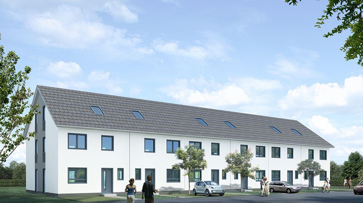 Afbeelding van Gemeenten wijzen gebied aan voor bouw van huurhuizen