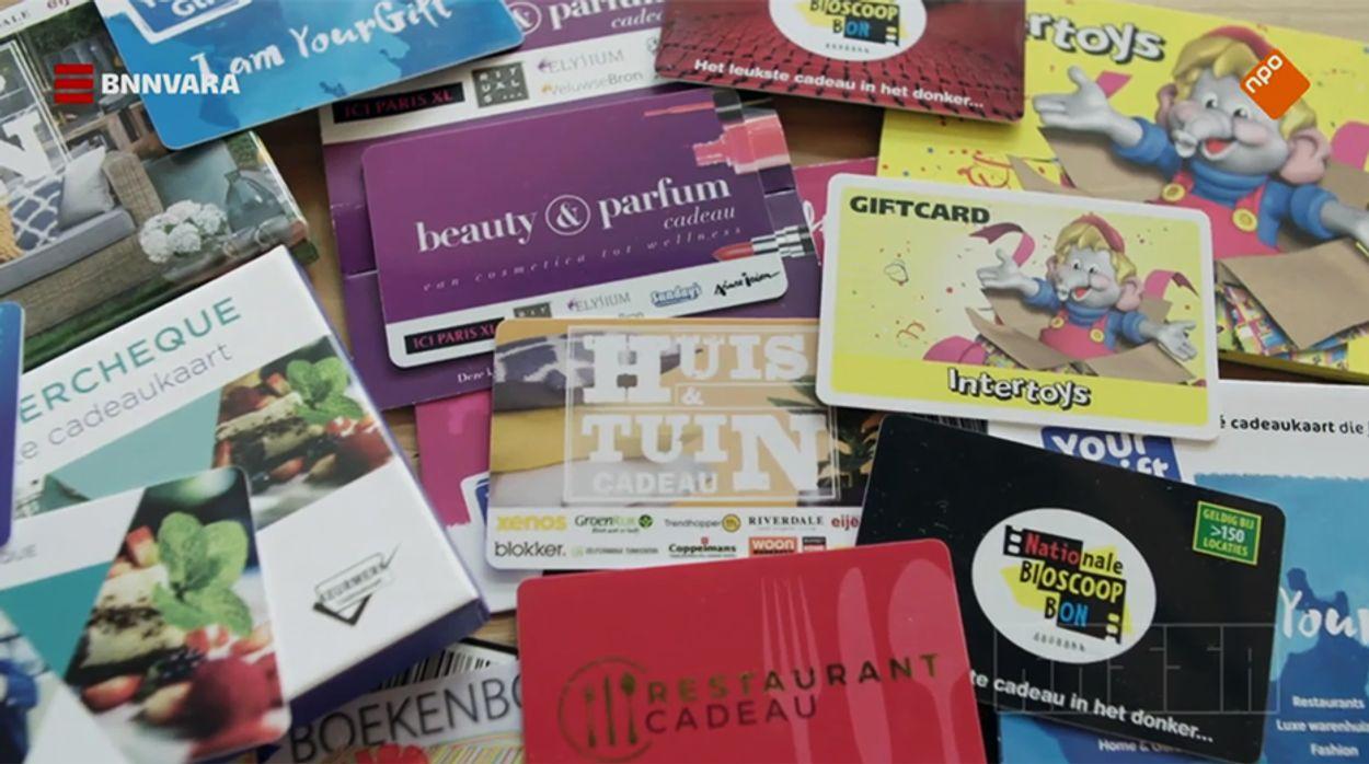 Afbeelding van Cadeaukaartenbranche onderneemt actie tegen fraude