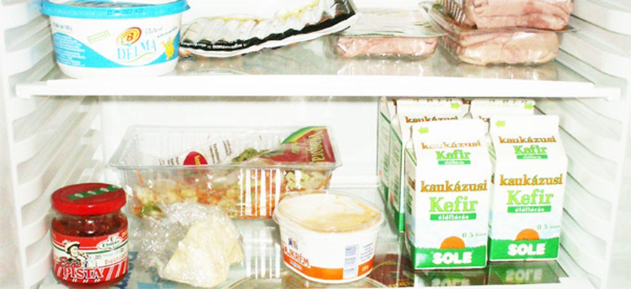 Afbeelding van 'IJskaststicker helpt tegen voedselverspilling'