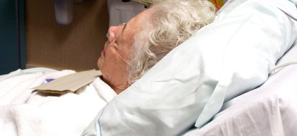 Afbeelding van Gezondheidsrisico's groot voor langer thuiswonende ouderen