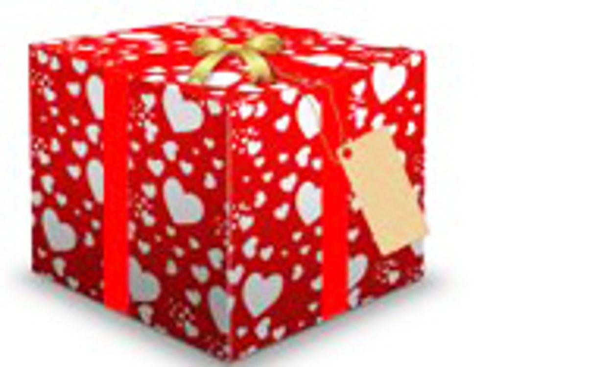 Afbeelding van Valentijn kleurt interieur rood