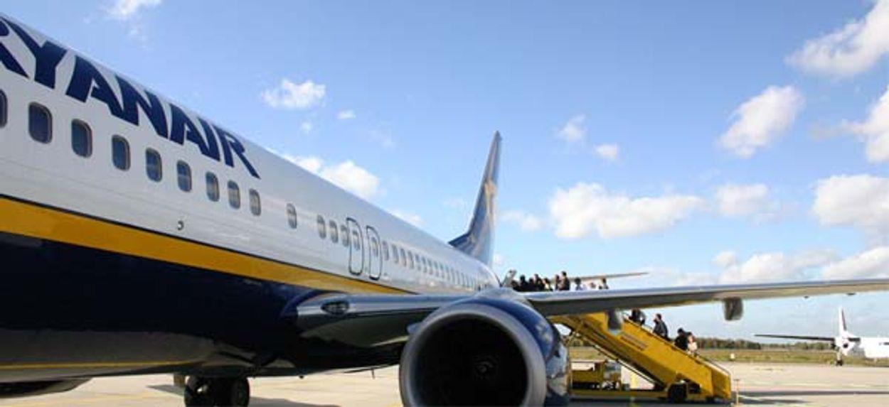 Afbeelding van Ryanair bundelt krachten met Booking.com