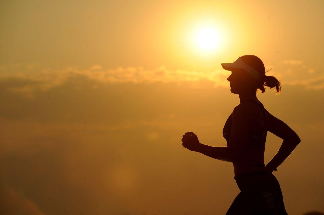 Afbeelding van Tips om te sporten bij warm weer