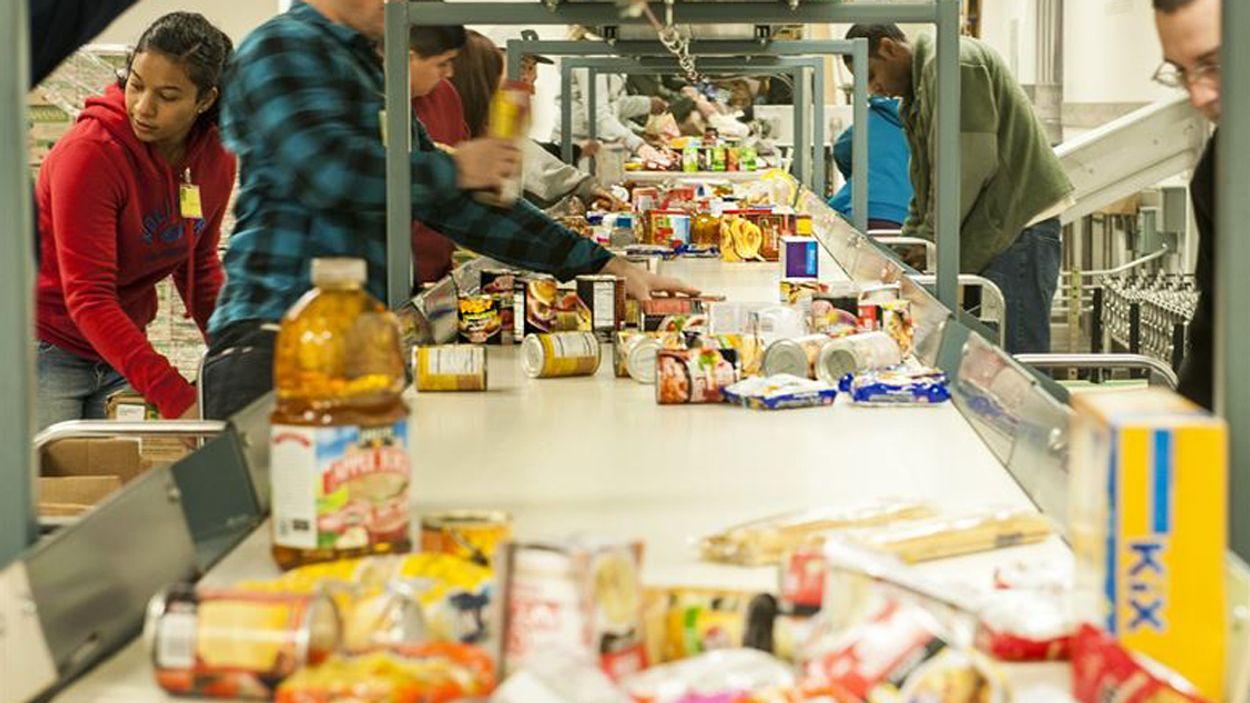 Afbeelding van Voedselbanken hebben door coronacrisis miljoenen nodig