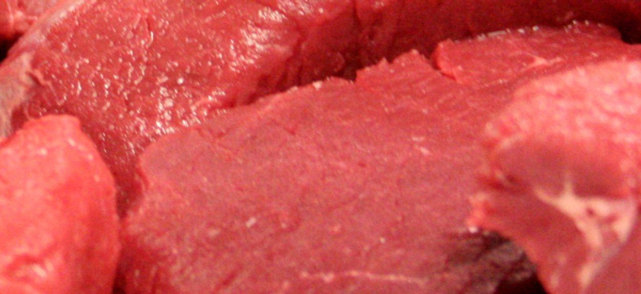 Afbeelding van Nederlanders eten steeds minder vlees
