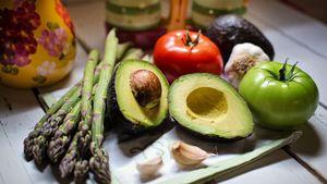 Afbeelding van 'Minder groente en fruit in winkels door corona'