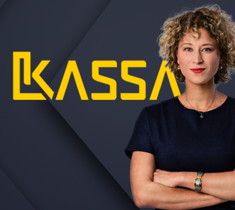 Sfeerfoto van Kassa