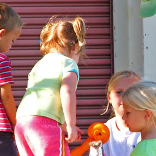 Afbeelding van Kinderen hebben tekort aan vitamine D