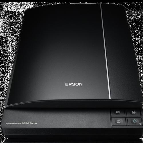 Afbeelding van Brandgevaar bij adapter Epson scanners