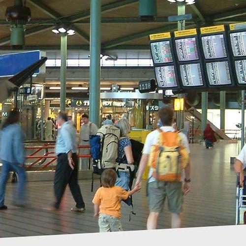 Afbeelding van KLM wil échte oplossingen horen van Schiphol
