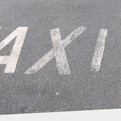 Afbeelding van Taxibedrijven lappen regels aan hun laars