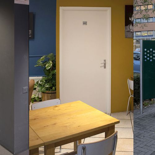Afbeelding van Toilet-app HogeNood: handig, maar niet altijd accuraat