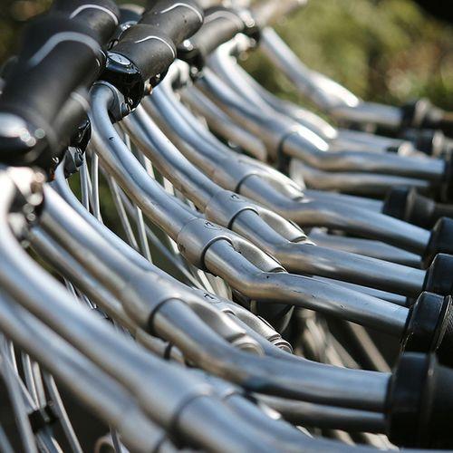 Mag ik oude fietsen verwijderen uit berging?