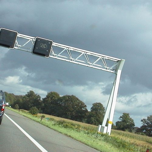 Afbeelding van Meer ongelukken en minder politie op snelweg
