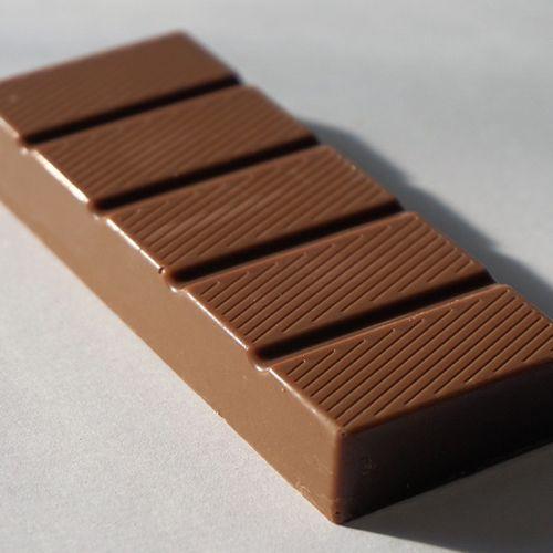 Afbeelding van 'Slaafvrije chocoladerepen stap dichterbij'