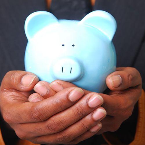 Afbeelding van Inflatie eet spaargeld op