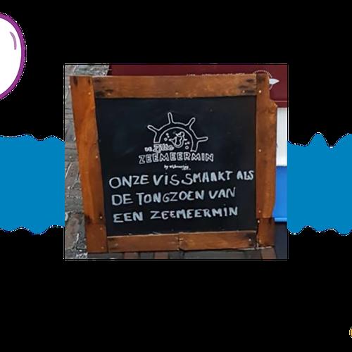 Afbeelding van 'Tongzoen van een zeemeermin' uitgeroepen tot slechtste slogan