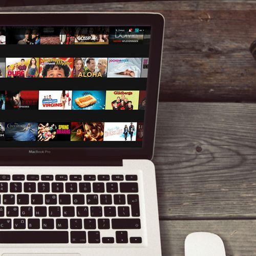 Afbeelding van Steeds meer Nederlanders kijken Netflix
