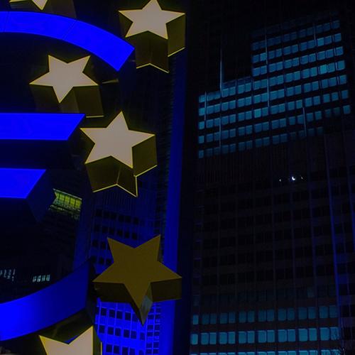 Afbeelding van ECB: rente mogelijk verder omlaag
