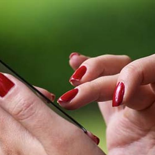 Afbeelding van 'Smartphones zorgen voor slechter seksleven'