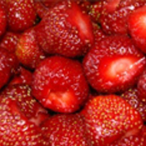 Afbeelding van 'Aardbei zes keer giftiger dan ander fruit'