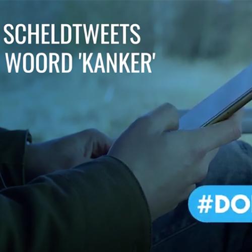 Afbeelding van Campagne #DOESLIEF moet vriendelijkheid bevorderen