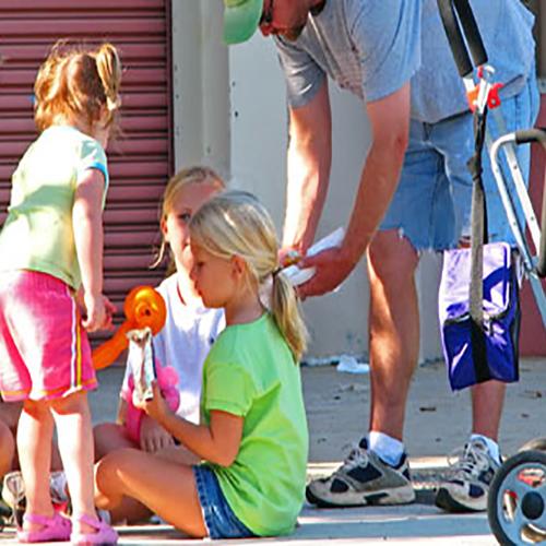 Afbeelding van Steeds meer kinderen naar opvang