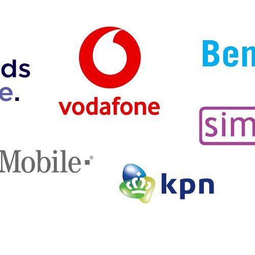 Afbeelding van Phishingmails Telecomproviders