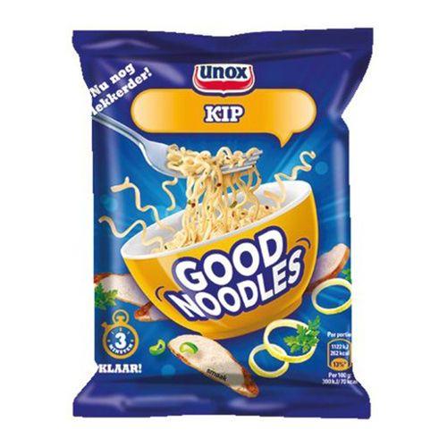 Afbeelding van Unox doet geen kip in Good Noodles Kip