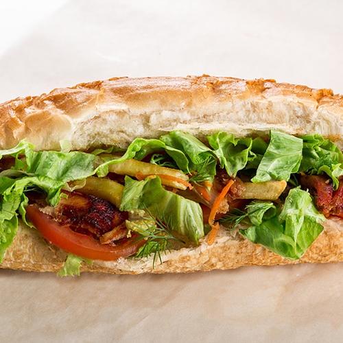 Afbeelding van Fastfood en broodjeszaak in trek bij publiek