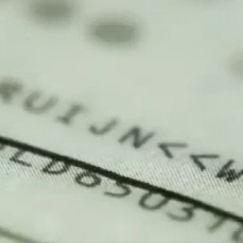 Afbeelding van Scholen en makelaars in overtreding met kopie paspoort