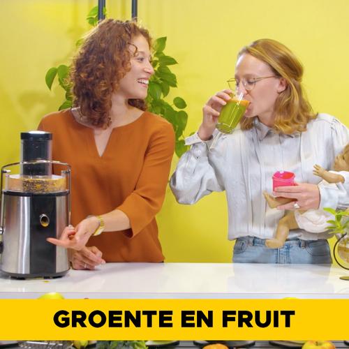 Afbeelding van De Klimaatverkenners   Groente en fruit
