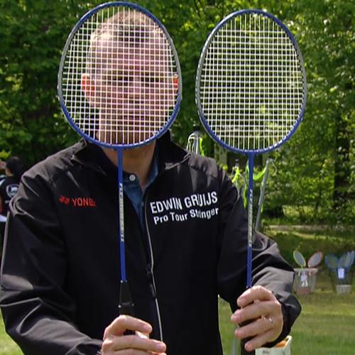 Afbeelding van Test badmintonrackets: kwaliteit loopt flink uiteen