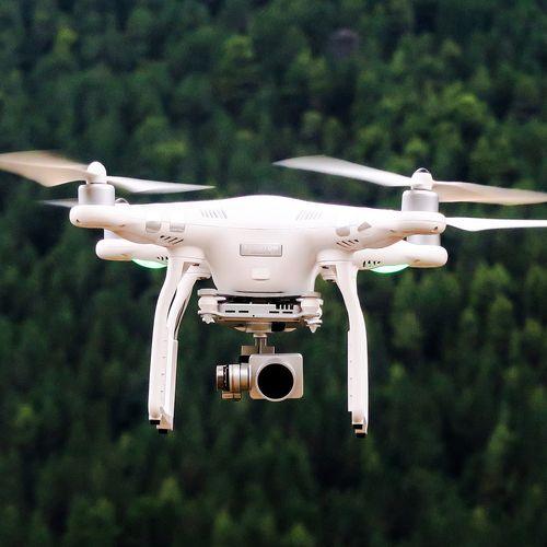 Afbeelding van Waarschuwing voor falende accu's in drones