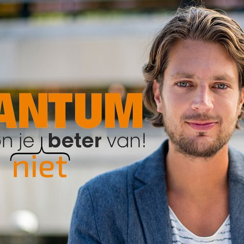 Afbeelding van Belbus: Kwantum, daar woon je niet beter van!
