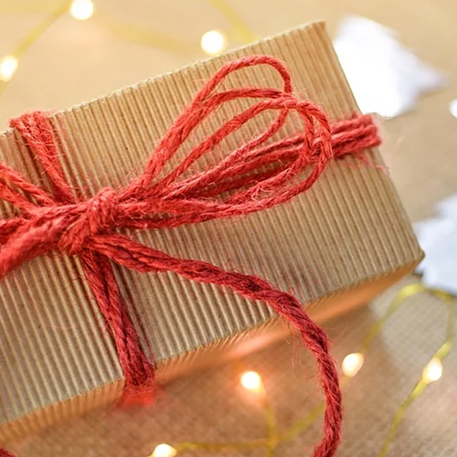 Afbeelding van Minder in kerstpakket, wel meer luxe