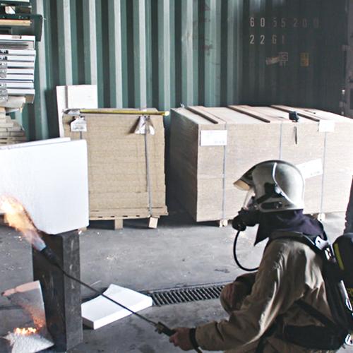 Afbeelding van 'Isolatie van woning vergroot gevaar bij brand'