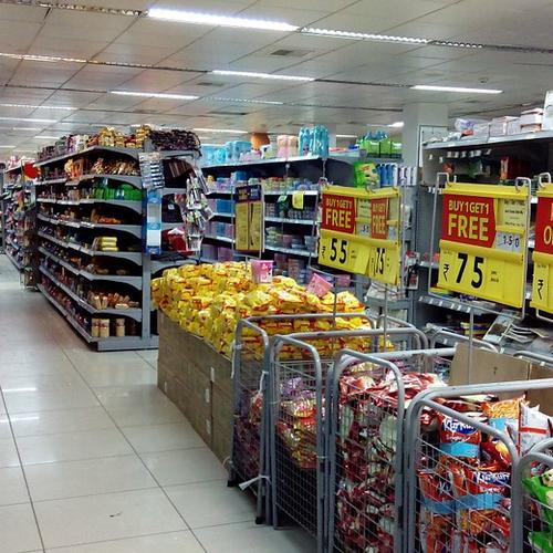 Afbeelding van Supermarkten: een vijfde minder verpakkingen