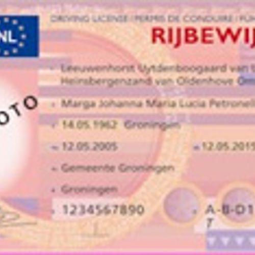 Afbeelding van Proef met digitaal verlengen rijbewijs