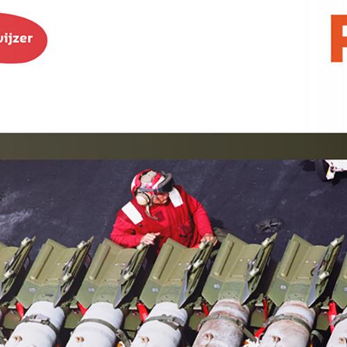 Afbeelding van Eerlijke Bankwijzer: ING en ABN AMRO investeren in foute wapenhandel