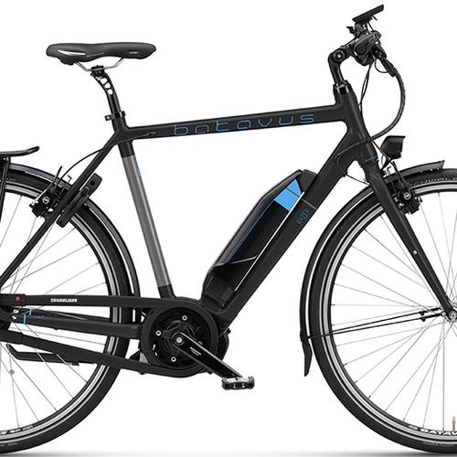 Afbeelding van Pas op voor opgevoerde e-bikes