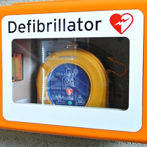 Afbeelding van Terugroepactie: defibrillators zonder keurmerk