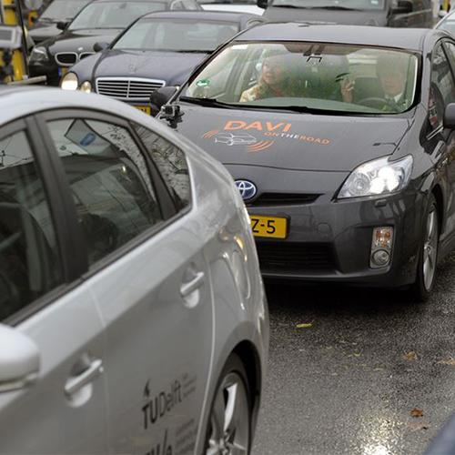 Afbeelding van 'Nederland voorbereid op zelfrijdende auto'
