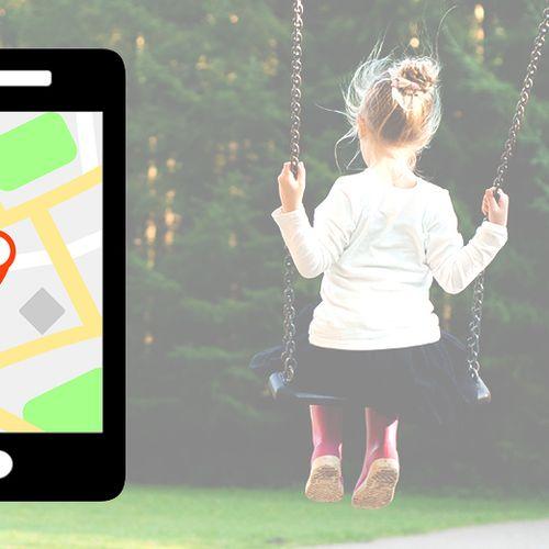 Afbeelding van Gps-tracker populair bij ouders