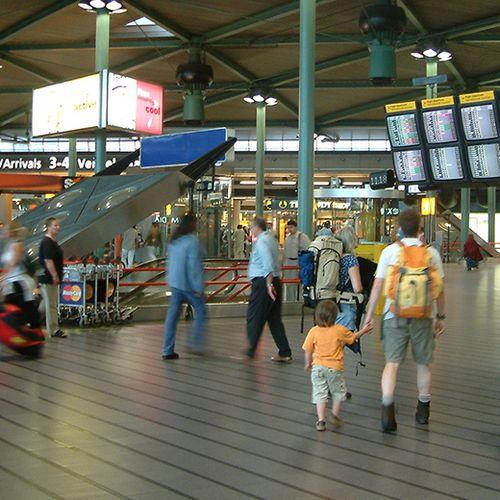 Afbeelding van Half miljard voor facelift ov-knooppunt Schiphol