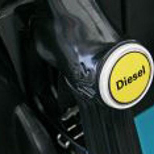 Afbeelding van Dieselauto's vuiler dan truck en bus